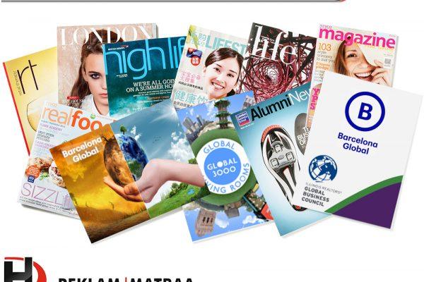 Dergi Basımı