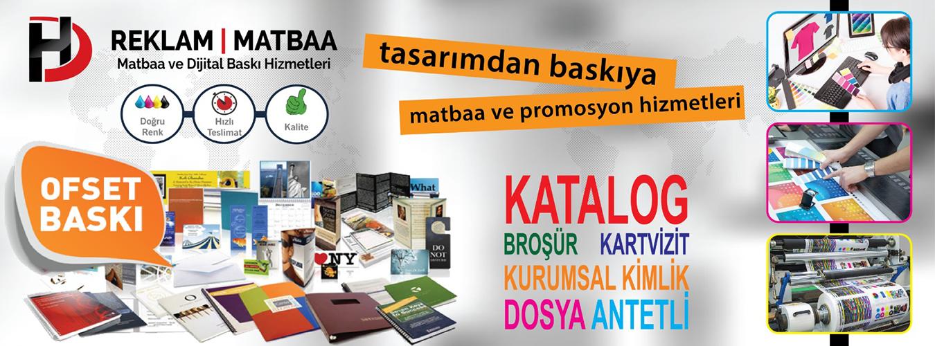 HD Reklam Banner